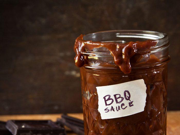 Chocolate BBQ Sauce