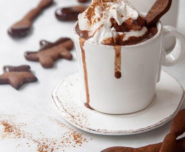 Perugina Hot Chocolate