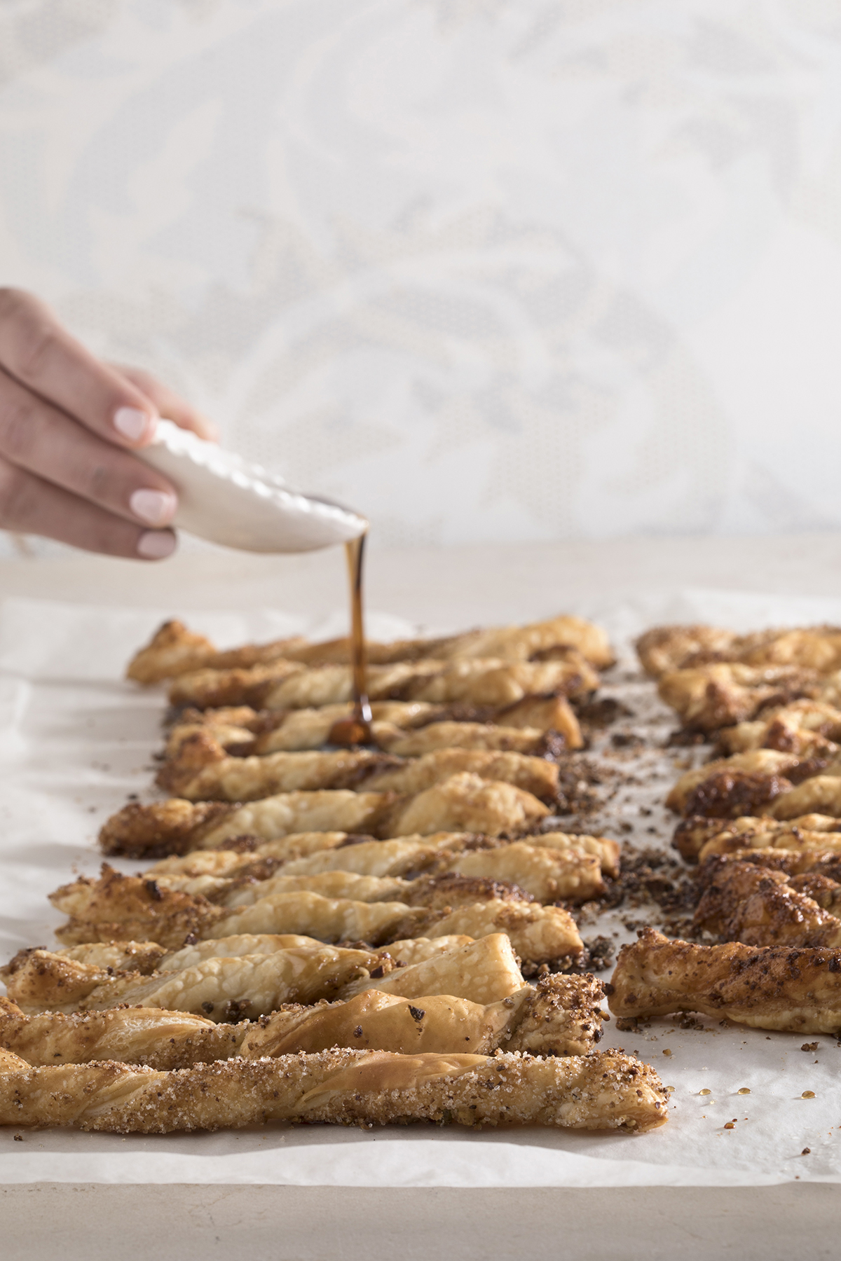 Baklava Churros