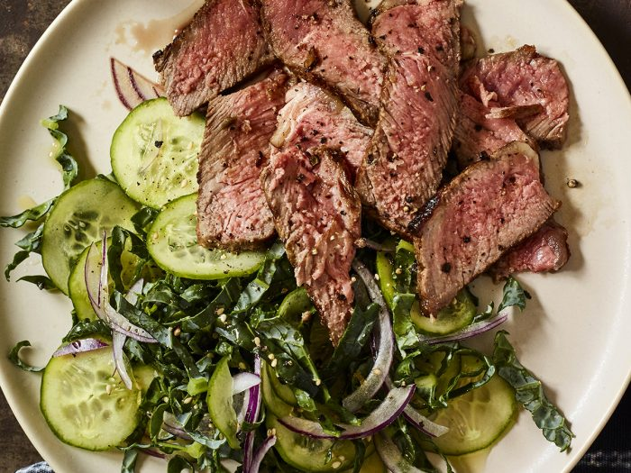 Thai Beef with Salad