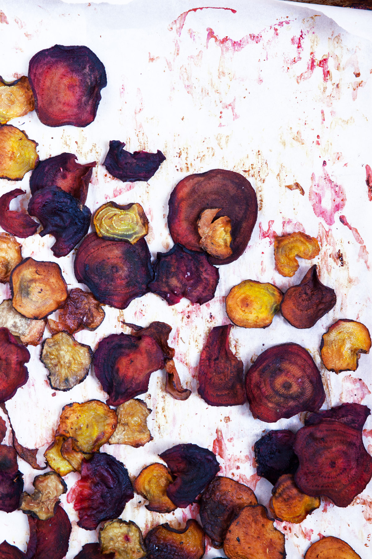 Beet and Squash Chips