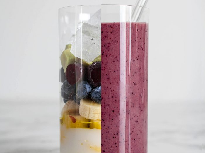 Antioxidant Berry Blaster Smoothie