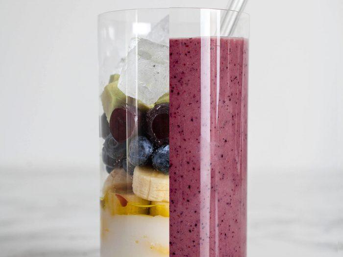 Antioxidant Berry Blaster Smoothie