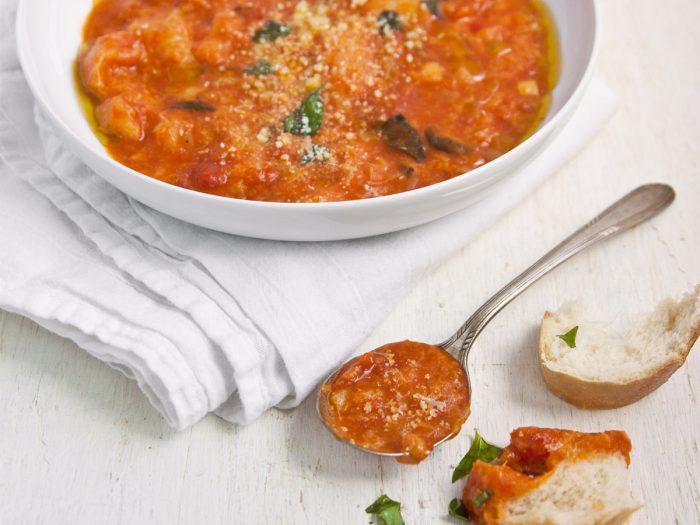 Pappa al Pomodoro (Tomato Bread Soup)