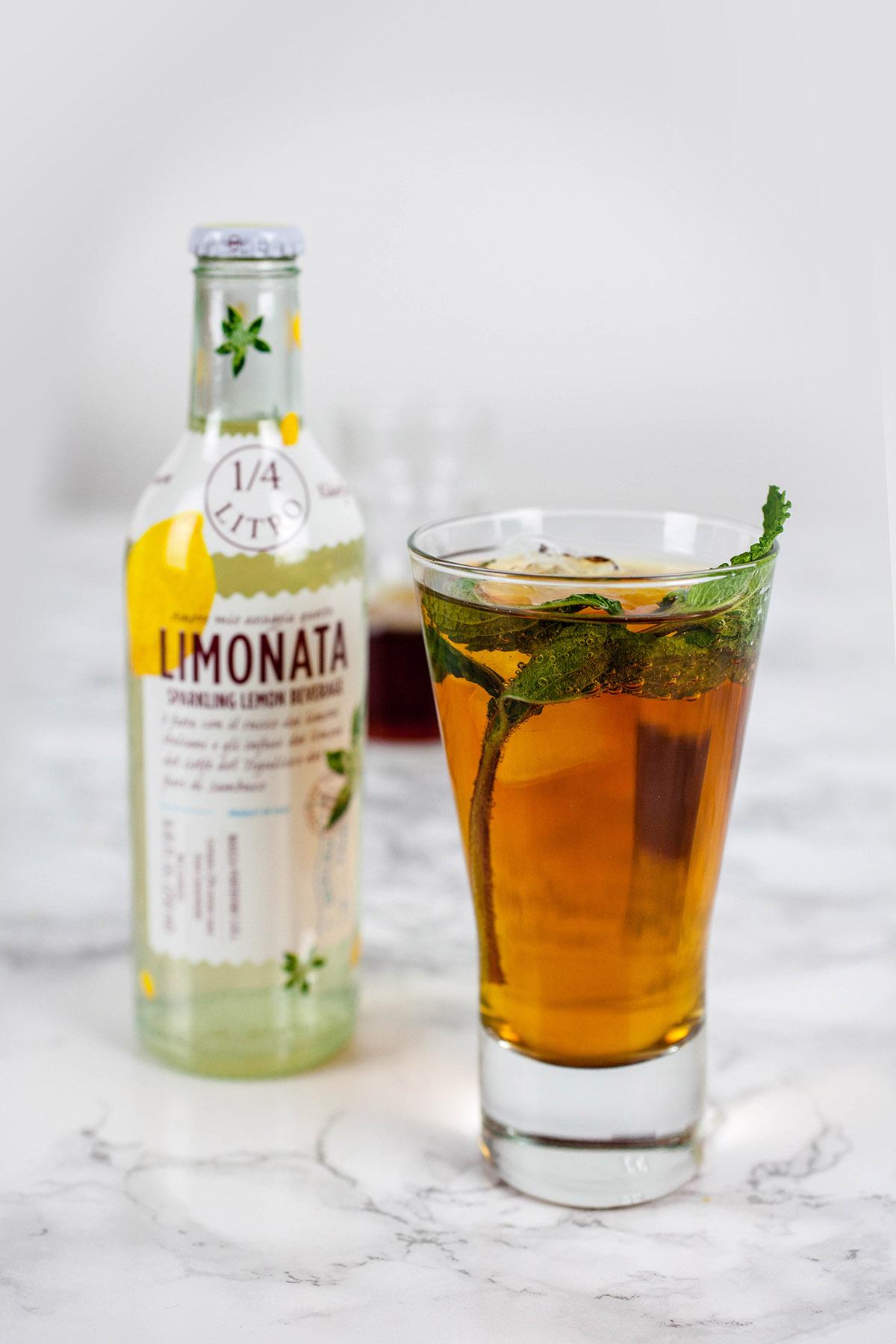 Italian Lemonade and Iced Tea