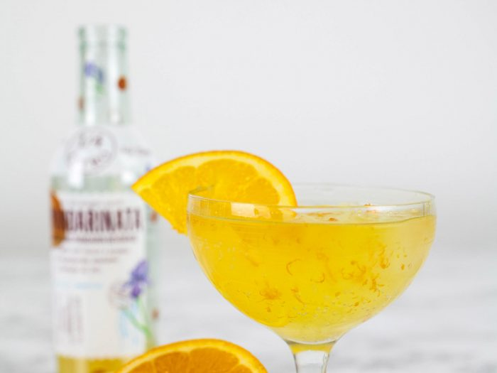 Mandarinata Cocktail