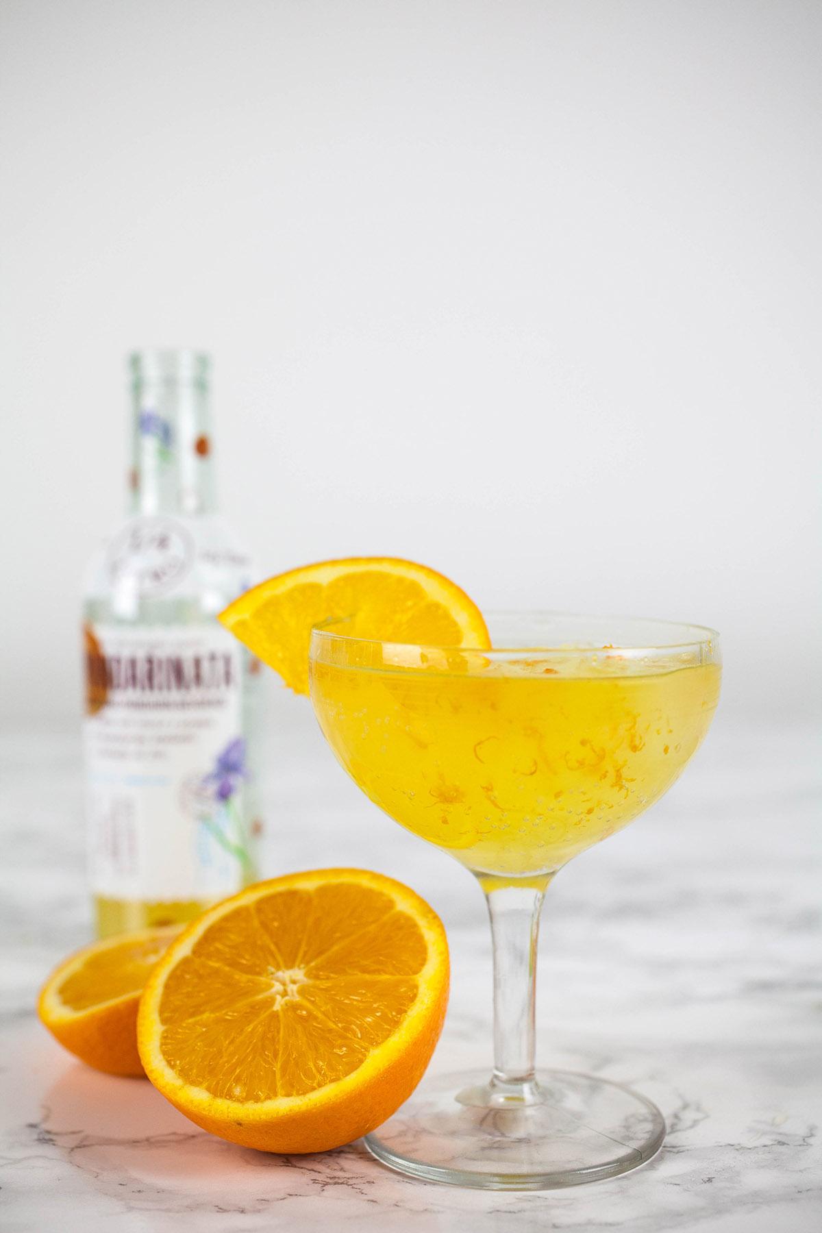 Mandarinata Cocktail