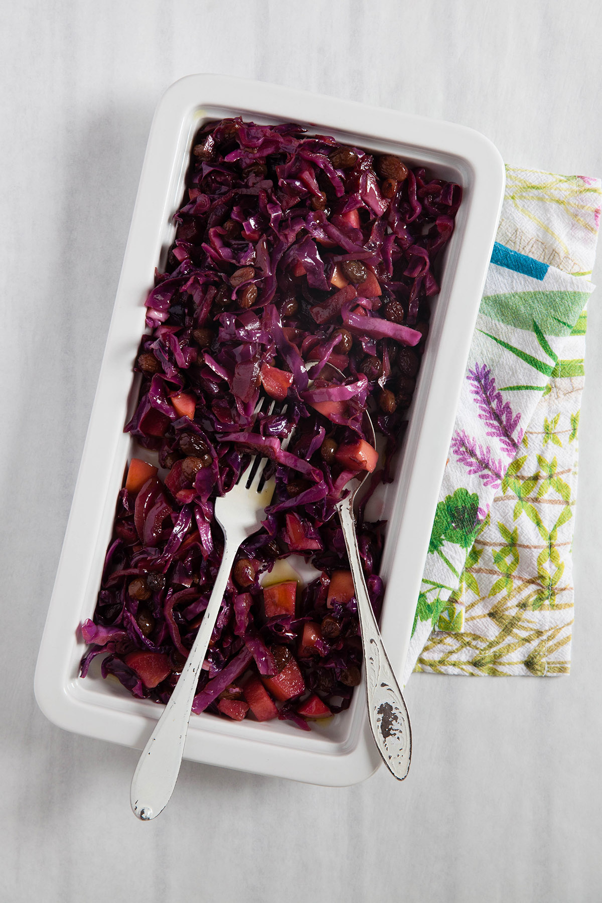 Colavita by Mike Colameco: Braised Red Cabbage