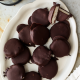 Chocolate Covered Vanilla Bean Candies
