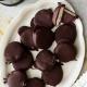 Chocolate Covered Vanilla Bean Candies