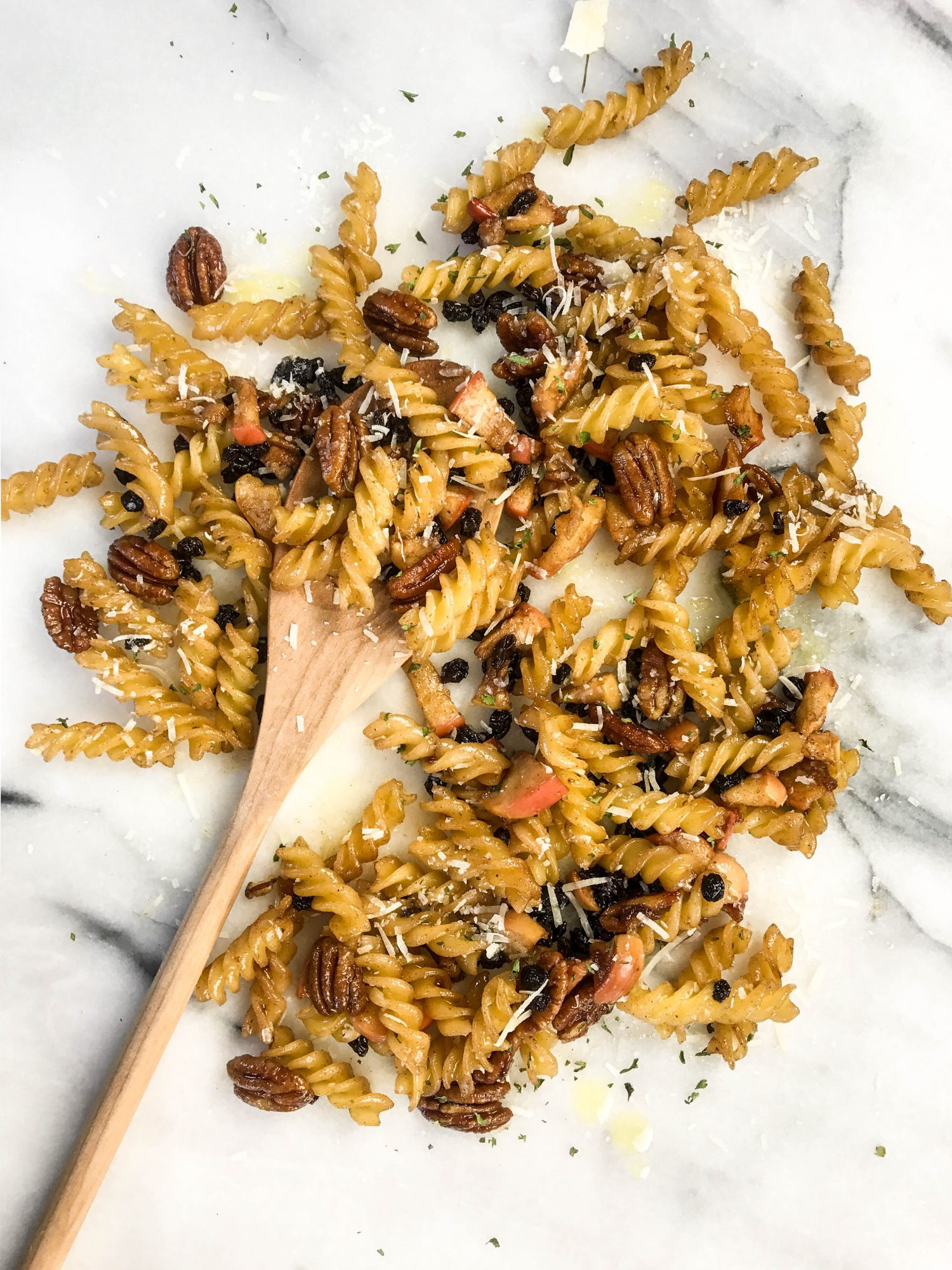 Cinnamon Raisin Pasta
