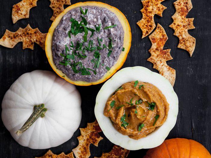 Savory Pumpkin Dip
