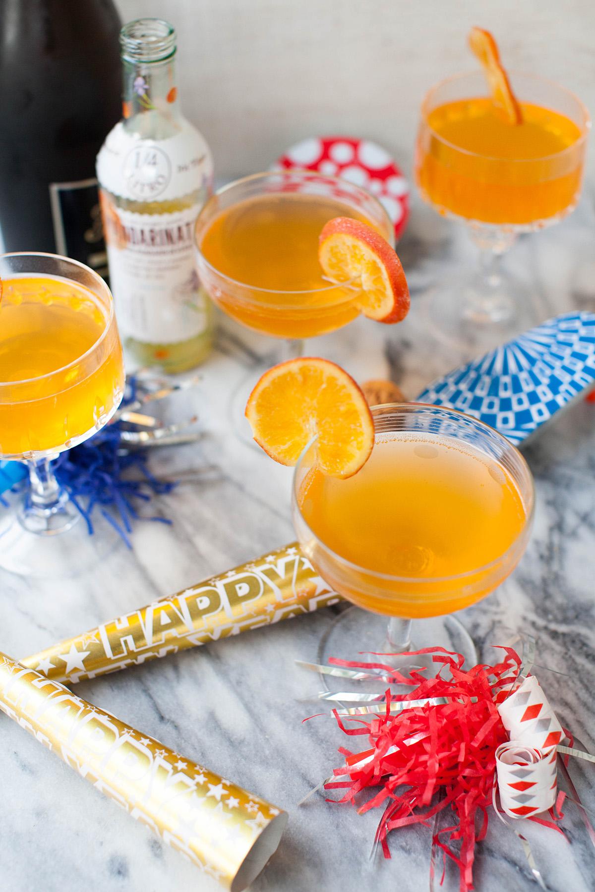 Mandarinata Champagne