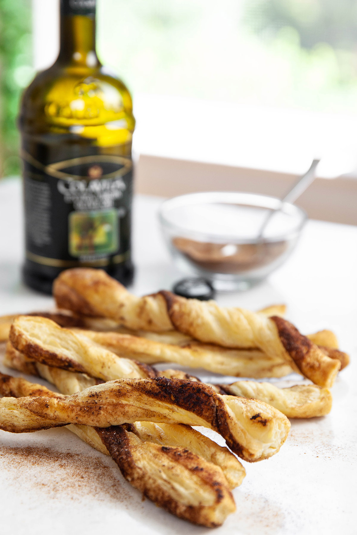 Olive Oil Churros