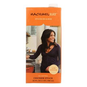 Rachael Ray Low Sodium All-Natural Chicken Stock