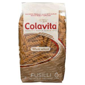 Colavita Whole Wheat Fusilli